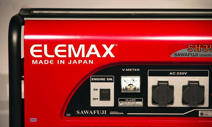 موتور برق المکس ژاپن اصل