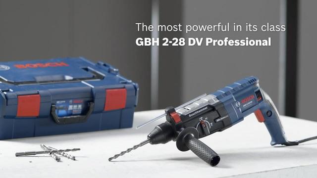 قیمت دریل هیلتی بوش مدل GBH 2-28 dv